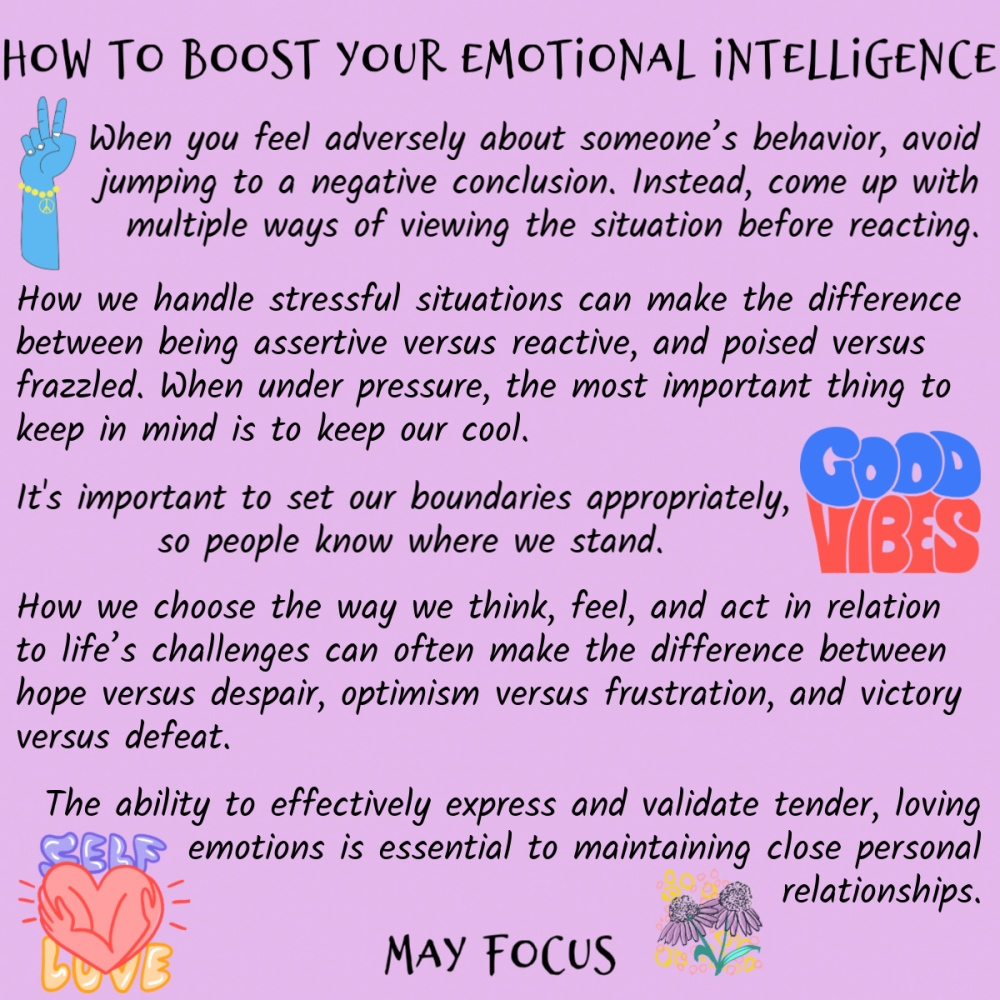 BoostYourEmotionalIntelligence